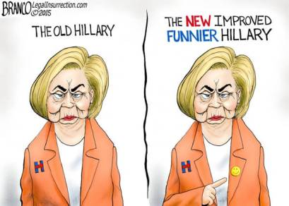 Hillary new