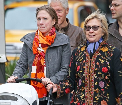 Hillary's coat two
