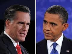 Mitt and Obama