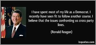 Ronald Reagan three