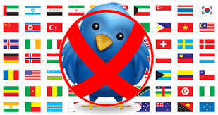 Twitter silent