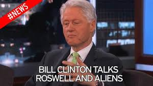 Bill and aliens