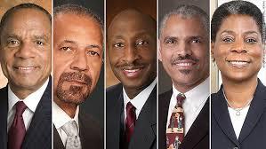 black CEO's