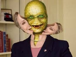 Hillary and aliens