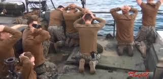 Iranina soldiers