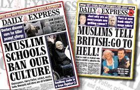Muslim in england