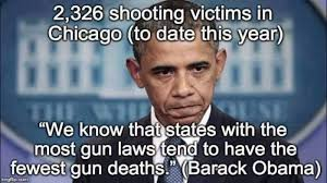 Obama and gun control two