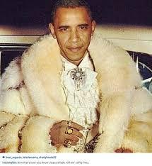 Obama pimp