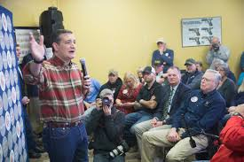 ted cruz in Iowa two