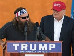 Trump and Willie