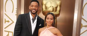 Will smithe and Jada