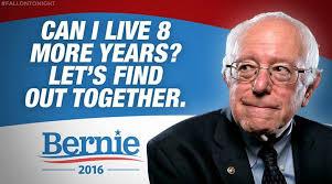 Bernie Sanders two