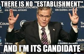 Bush candidate