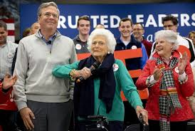 bush dynasty five