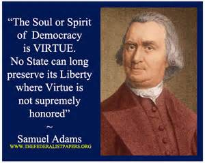 Sam Adams quote