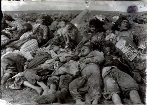 Aremenia genocide