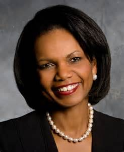 "Condi Rice committing ""cultural appropriating"" crime"