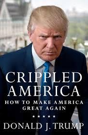 Trump cribbled