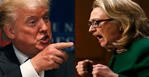 Trump VS Hillary two