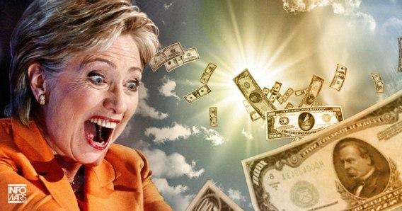 Hillary cash