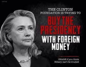 Hillary corrupt