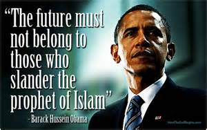 Obama and Muslim two