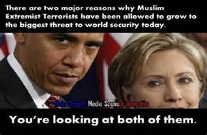 Obama and muslims four
