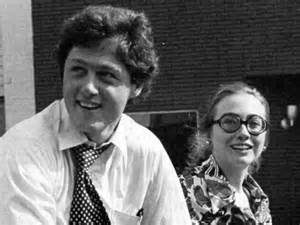 Bill and Hillary two