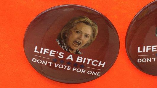 Hillary Bitch