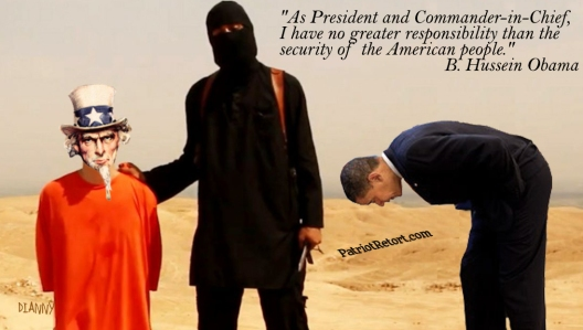 Isis and Obama