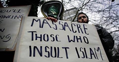 Islam insult