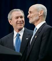 Michael Chertoff and Bush