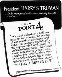 Truman 4 point