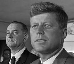 LBJ and JFK 2