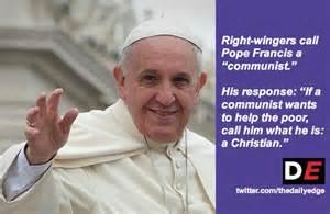 pope-communist