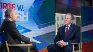 george-bush-with-lauer